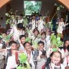 go green planting saplings 2