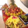 isha vidhya erode  fruits day celebration arrangement 1